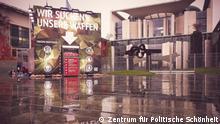 Berlin ZPS-Aktion Wo sind unsere Waffen