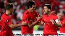 Liga Europa: Portugal 100% vitorioso