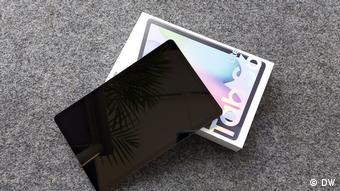 Gewinn Nutzeraktion Tablet Samsung