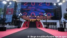 Frankreich Cannes Filmfestival 2020 | schwarzer Teppich