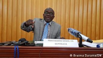 Guinea-Bissau | Generalstaatsanwalt Fernando Gomes