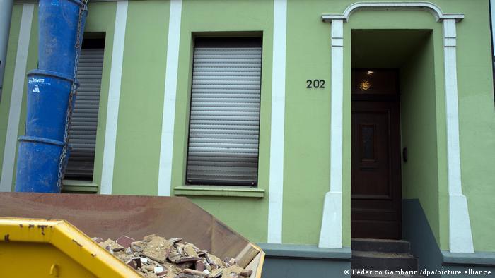 Дом, где родился Геббельс