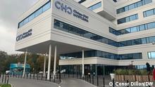 Belgien Corona-Pandemie Krankenhaus CHC Montlegia in Lüttich