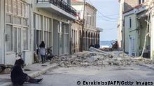 Griechenland Samos | Erdbeben