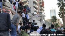 Türkei Izmir | Erdbeben (Ismail Gokmen/AP/picture alliance)