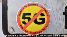 Deutschland Coronavirus 5G