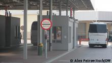 Weißrusland Grenzkontrolle in Brest