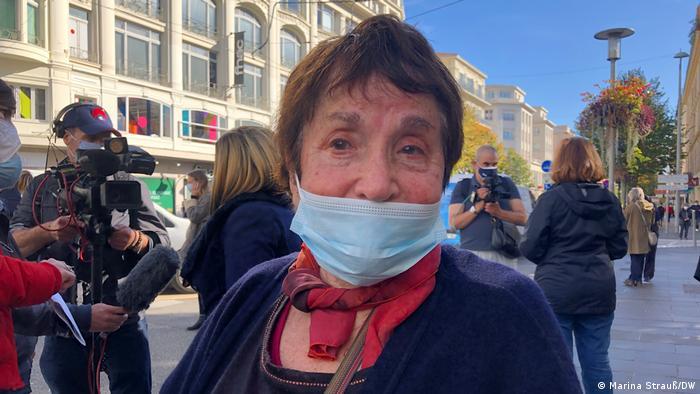 Renée Rose Flores plädiert für strengere Kontrollen an den Außengrenzen Frankreichs