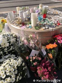 In stillem Gedenken: Die Anteilnahme in Nizza ist groß