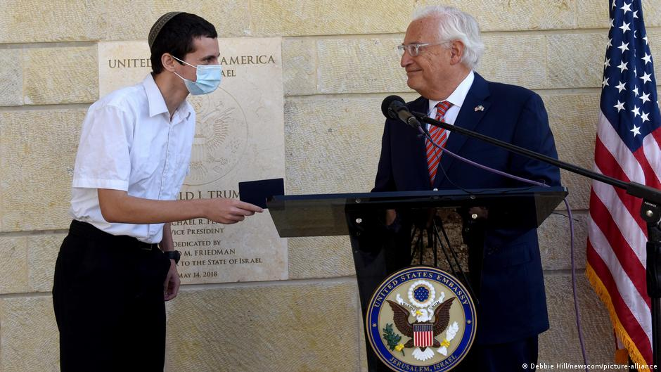 US issues first passport listing 'Israel' as place of birth for Jerusalem-born citizen