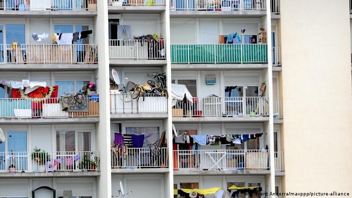 Социални жилища във Франция