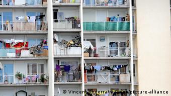 Социальные квартиры во Франции