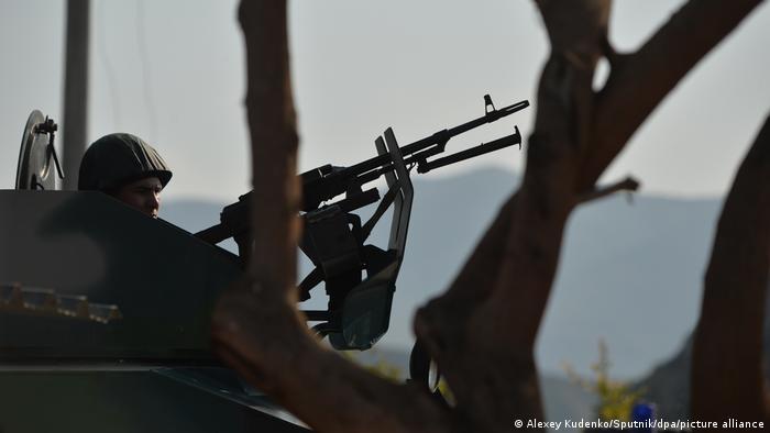 Berg-Karabach Konflikt
