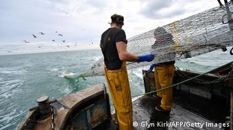 Διαφωνίες και για τα δικαιώματα αλιείας