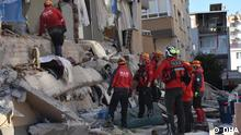Türkei Erdbeben Izmir (DHA)