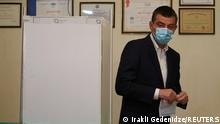 Georgien Parlamentswahl 2020 | Giorgi Gakharia, Premierminister