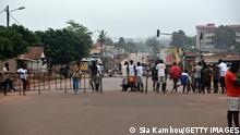 Elfenbeinküste | Präsidentenwahlen 2020 | Demonstration