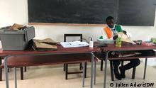 Elfenbeinküste | Präsidentenwahl 2020 | Wahlbüro in Abobo