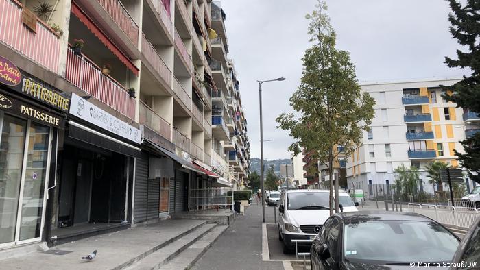 Frankreich Nizza |Trauer nach Anschlag |Viertel l'Ariane