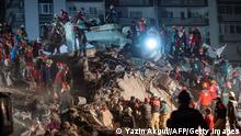 Türkei Erdbeben Zerstörung bei Izmir