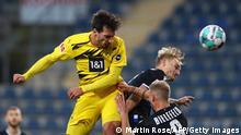 Fußball Bundesliga 6. Spieltag |Arminia Bielefeld vs. Borussia Dortmund | TOR Dortmund