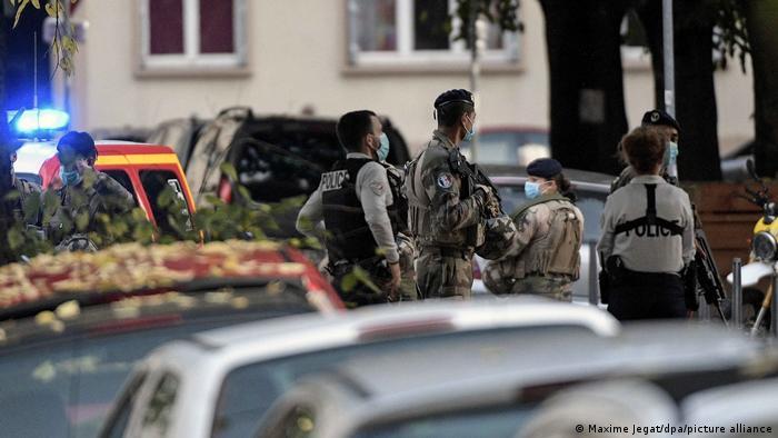 Frankreich   Anschlag auf orthodoxen Priester in Lyon