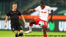 Bundesliga Borussia Mönchengladbach - RB Leipzig