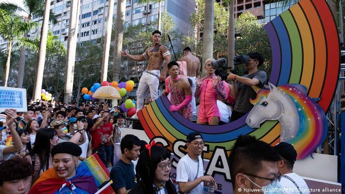 Taiwan LGBT Pride Parade 2020