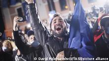 Georgien Parlamentswahl 2020