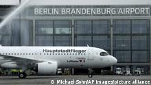 Deutschland | Eröffnung Berlin Brandenburg Airport BER
