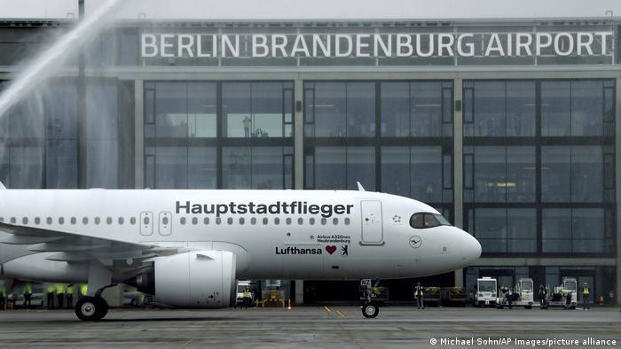 Deutschland   Eröffnung Berlin Brandenburg Airport BER