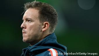 Fußball Bundesliga Mönchengladbach - RB Leipzig  Julian Nagelsmann
