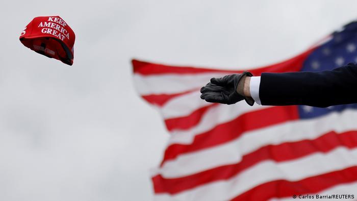 """""""Țineți America măreață"""" - susținătorii președintelui Donald Trump speră că acesta va obține al doilea mandat"""