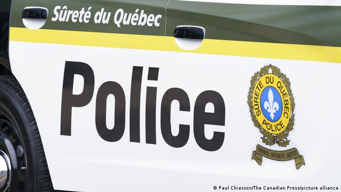 Kanada Symbolbild Polizei Quebec