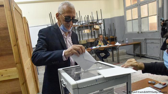 Algerien Algiers | Referendum über Verfassung