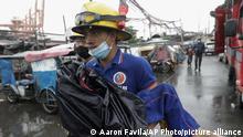 Philippinen Taifun Goni