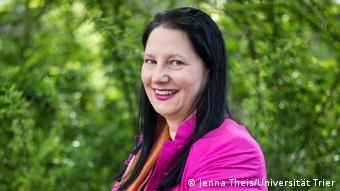 Medienwissenschaftlerin Prof. Marion Müller von der Uni Trier