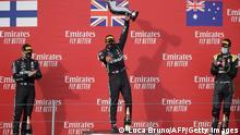 Formel 1 Emilia Romagna Grand Prix | Treppchen