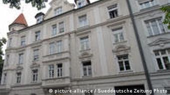 Жилой дом в Мюнхене