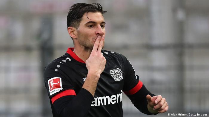 Fußball Bundesliga  SC Freiburg vs. Bayer 04 Leverkusen
