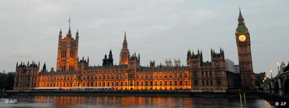 Houses of Parliament in London (Foto: AP)
