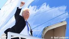 USA Präsident Donald Trump (Saul Loeb/AFP)