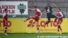 Bundesliga Freiburg gegen Leverkusen