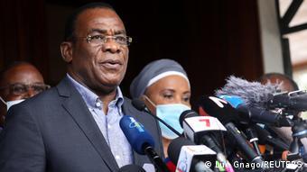 Pascal Affi N'Guessan est accusé de sédition et a été arrêté