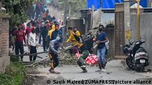 Indien Kaschmir-Konflikt | Militär in Srinagar getötet