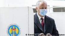 Republik Moldau wählt neues Staatsoberhaupt