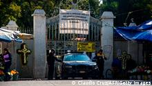 Mexiko I Corona und Allerheiligen