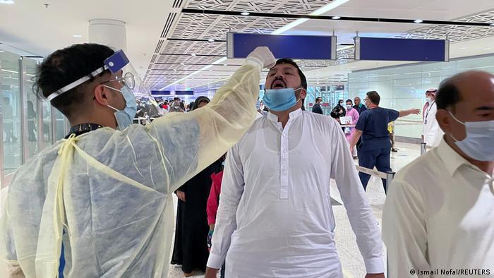 أرشيف: مطار الملك عبد العزيز في جده (نوفمبر/ تشرين الثاني 2020)