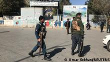 Afghanistan Kabul | Schießerei Universität | Militär