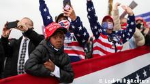 USA Die Wähler von Morgen: Kinder auf dem US-Wahlkampf